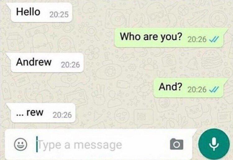 Rew - meme