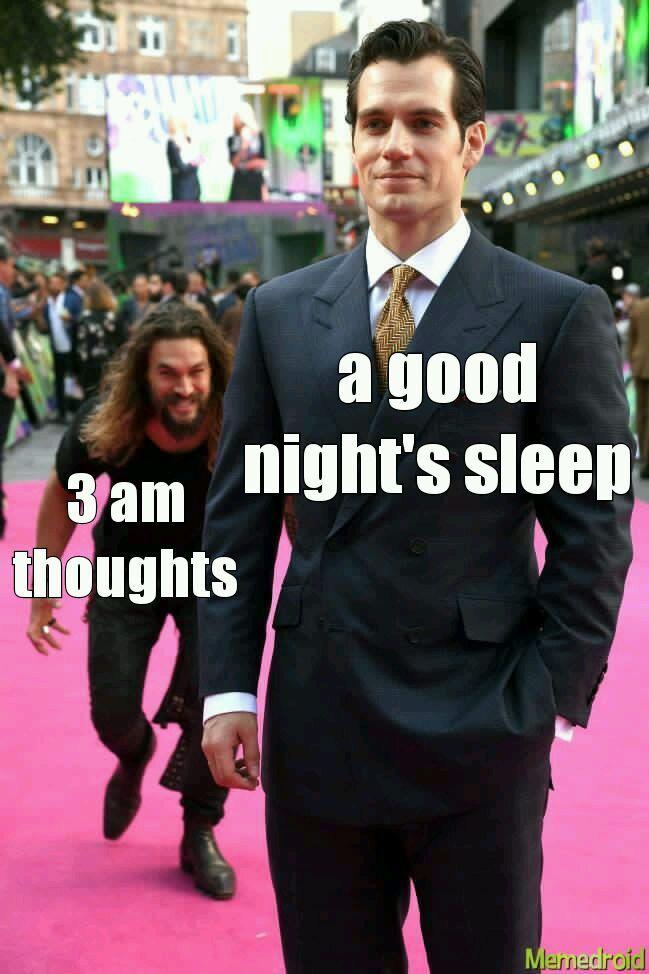 Wat is sleep - meme