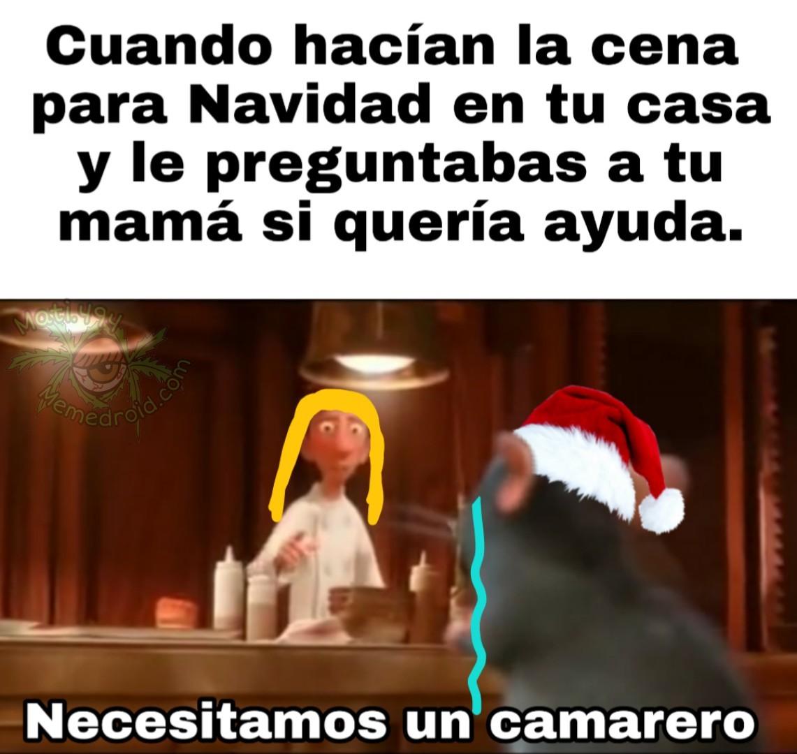 Meme navideño :o