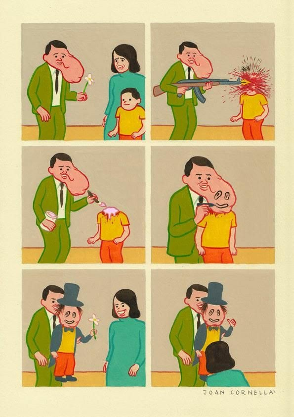 Joan Cornella - meme
