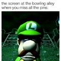 Depressed  Luigi :(