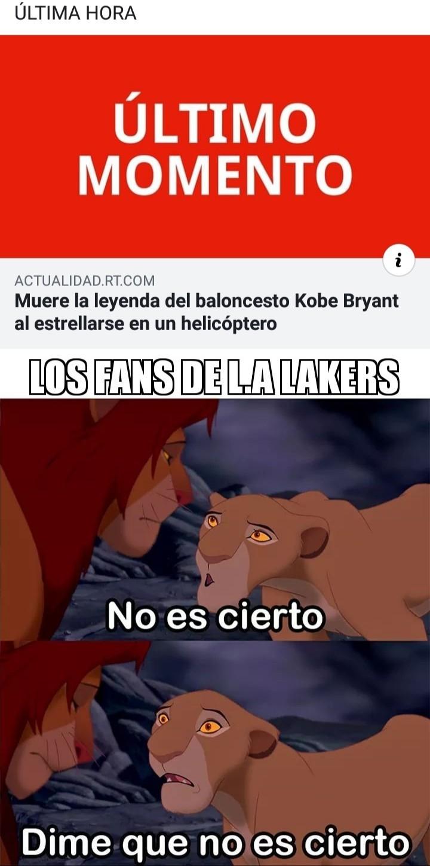 El mundo del rap y el baloncesto está de luto :( - meme