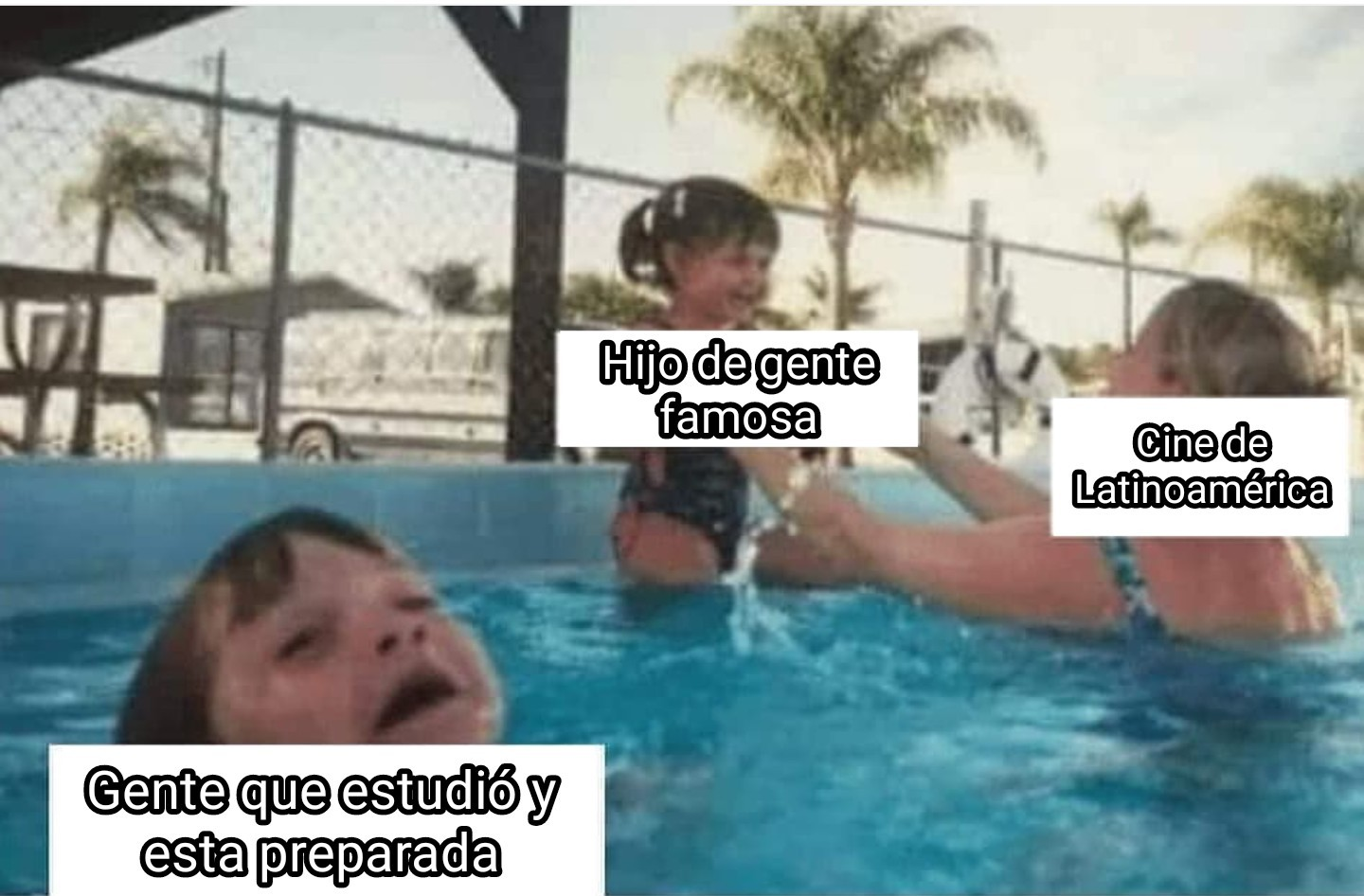 Tercermundismo be like - meme