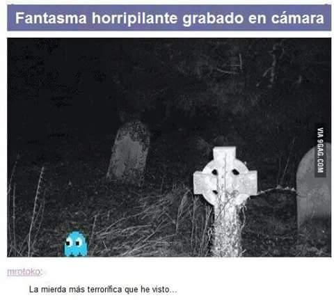 :v Qué Fantasma :'v - meme