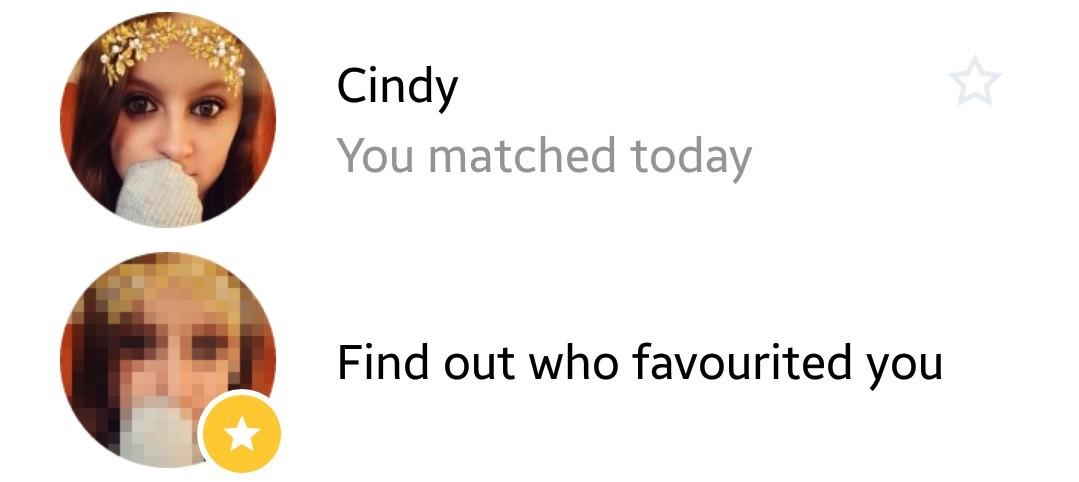 I wonder who favourited me... - meme