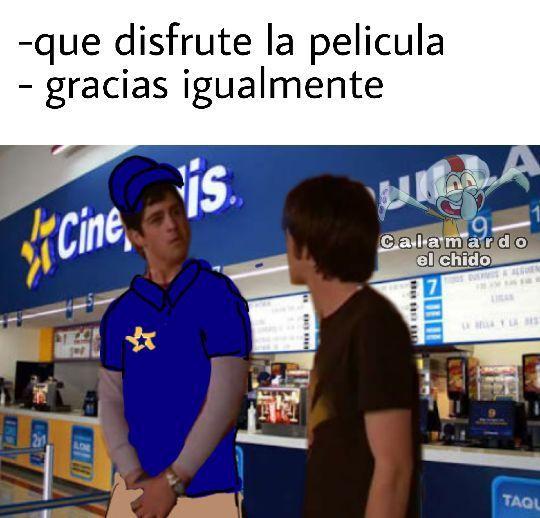CUANDO ANDAS DESPISTADO - meme