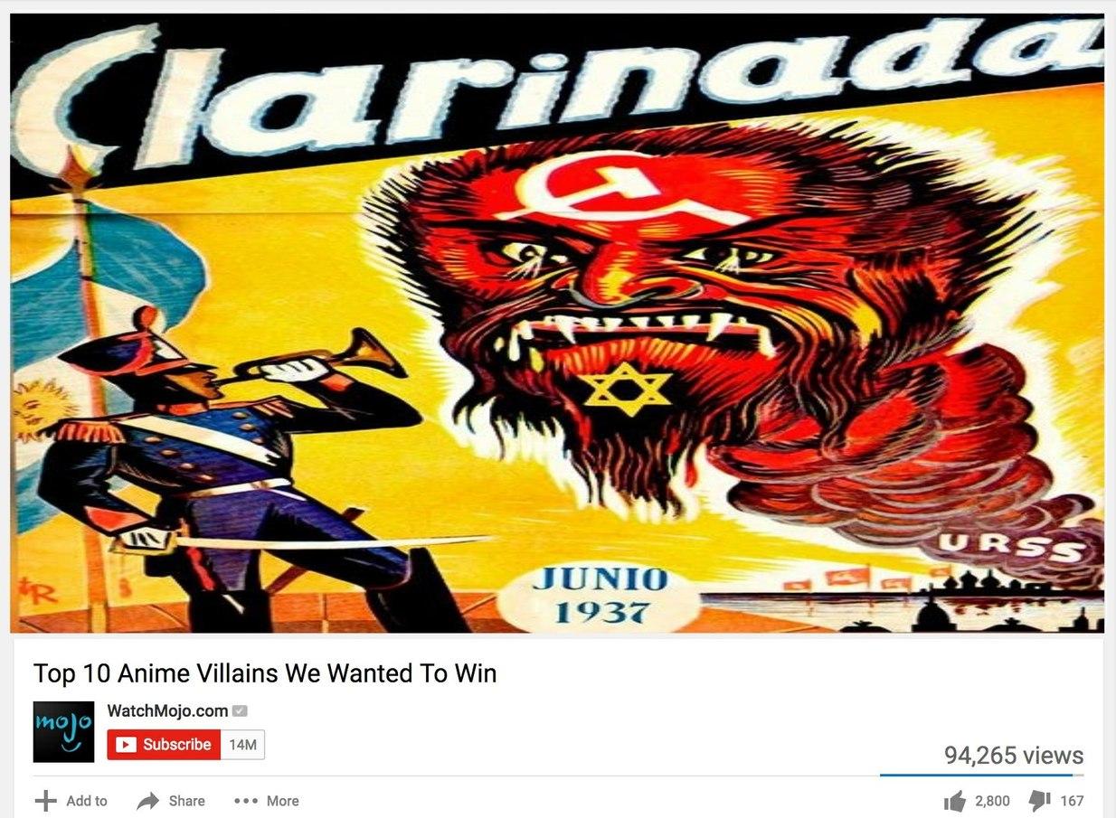 (((Villains))) - meme