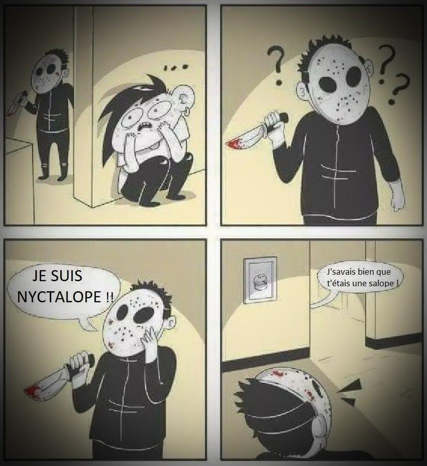 Crédit : donjon de Naheulbeuk - meme