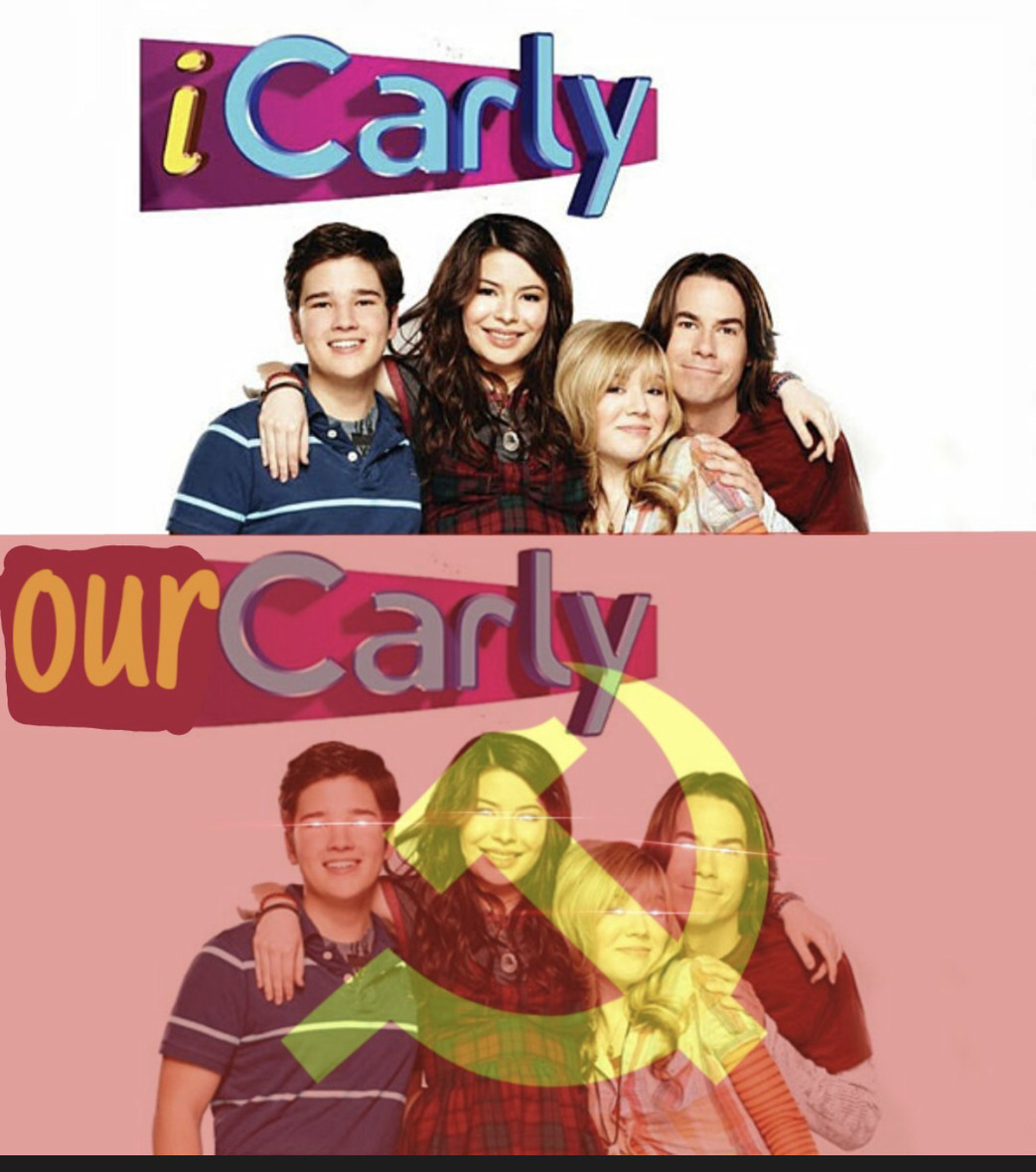 Our Carly - meme