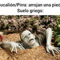 Deucalión y Pirra