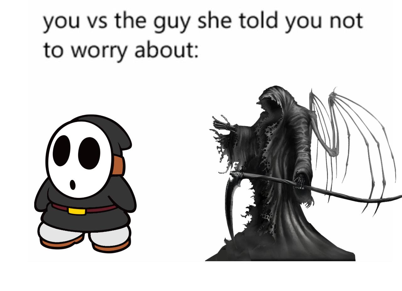 *Insert title here* - meme