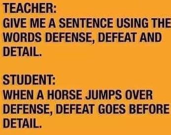 English - meme