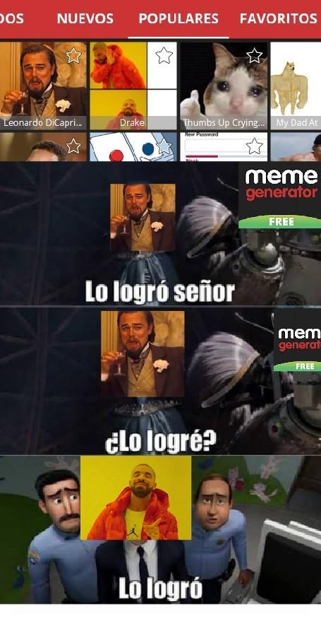 VAYA QUE PASO CON DRAKE? - meme