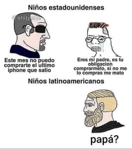 Estupidos Gringos - meme