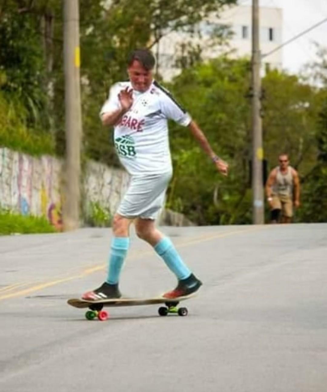 agora eu sei exatamente como andar de skate - meme