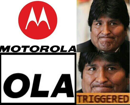 Pray for Evo Morales... - meme