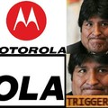 Pray for Evo Morales...