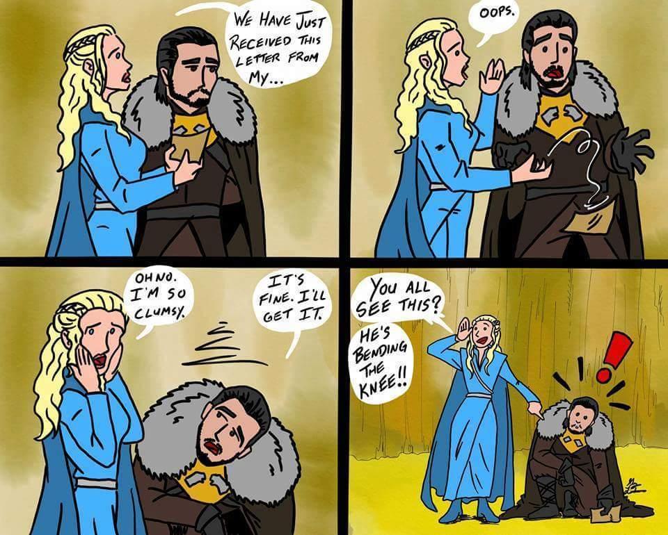 59909bae517b4 he bend the knee meme by nawafwaleed ) memedroid