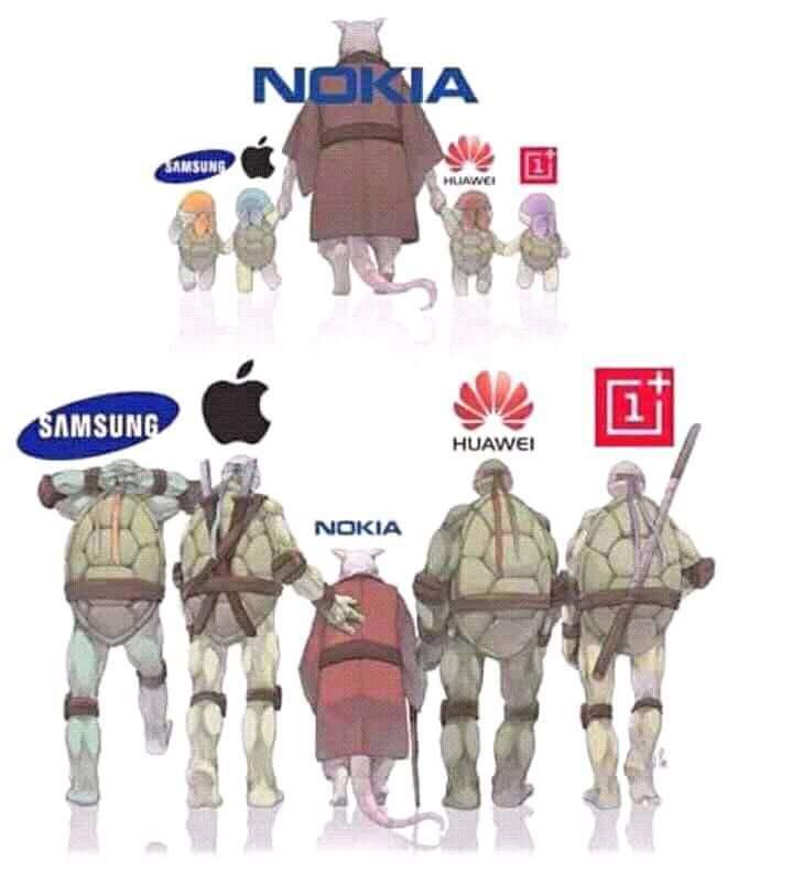 Nokia :') - meme