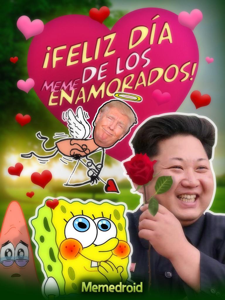 ¡Feliz San Valentín! - meme