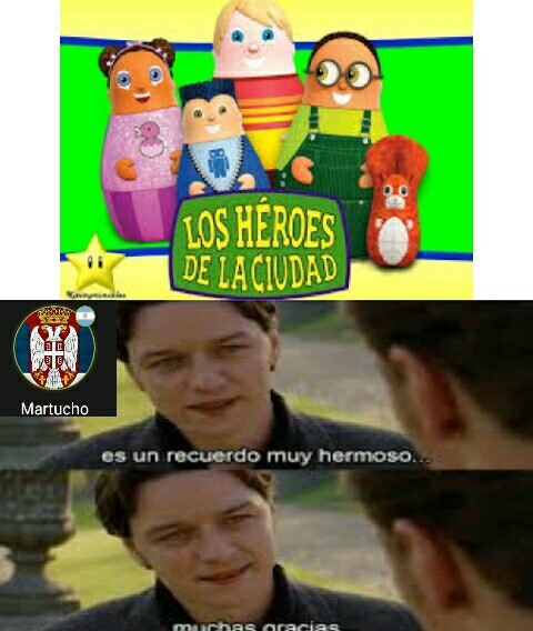 Martillo - meme