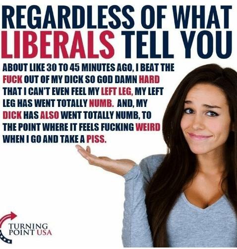 Liberals - meme