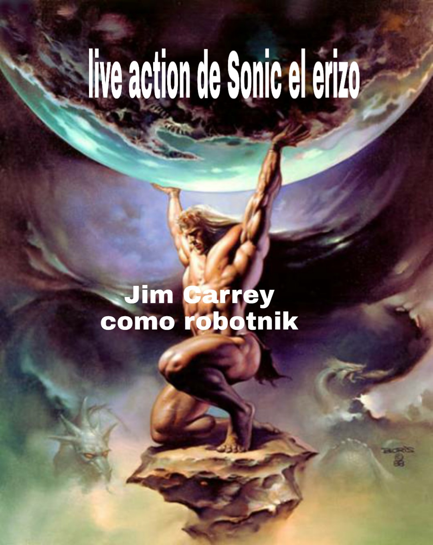 El salvará la película XD - meme