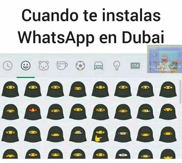 Dubai - meme