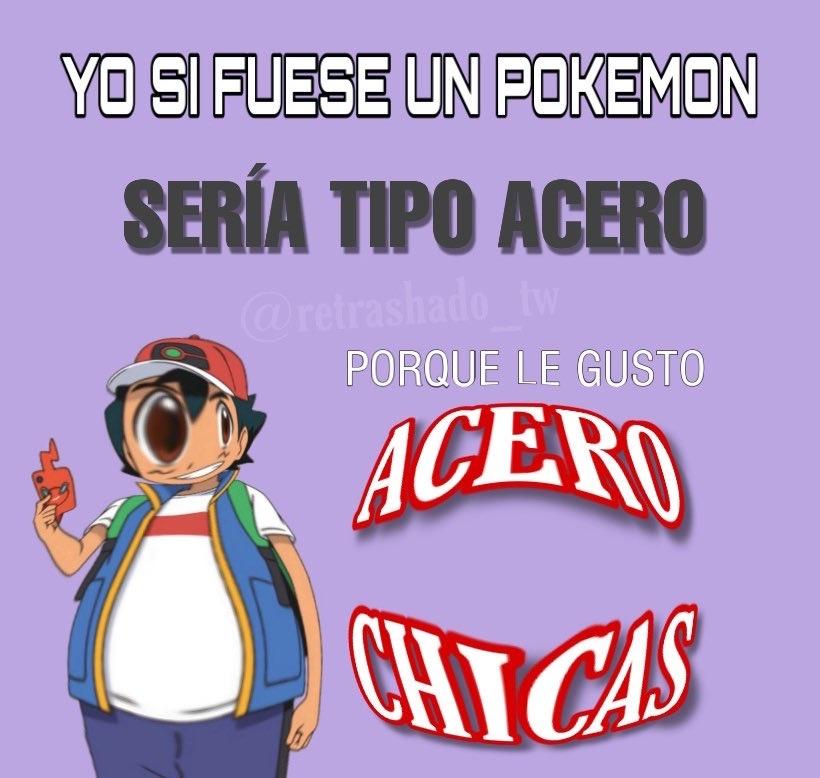 pokemones - meme
