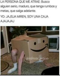 Amazon a las 3 AM - meme