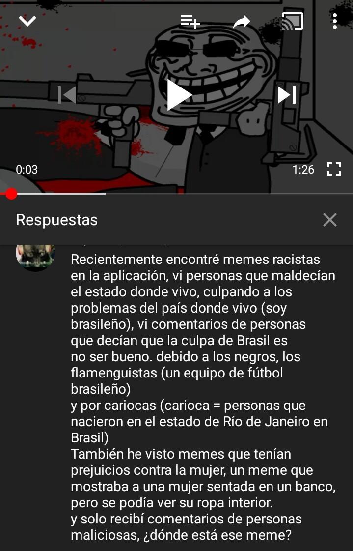 Brazuca Llorón - meme