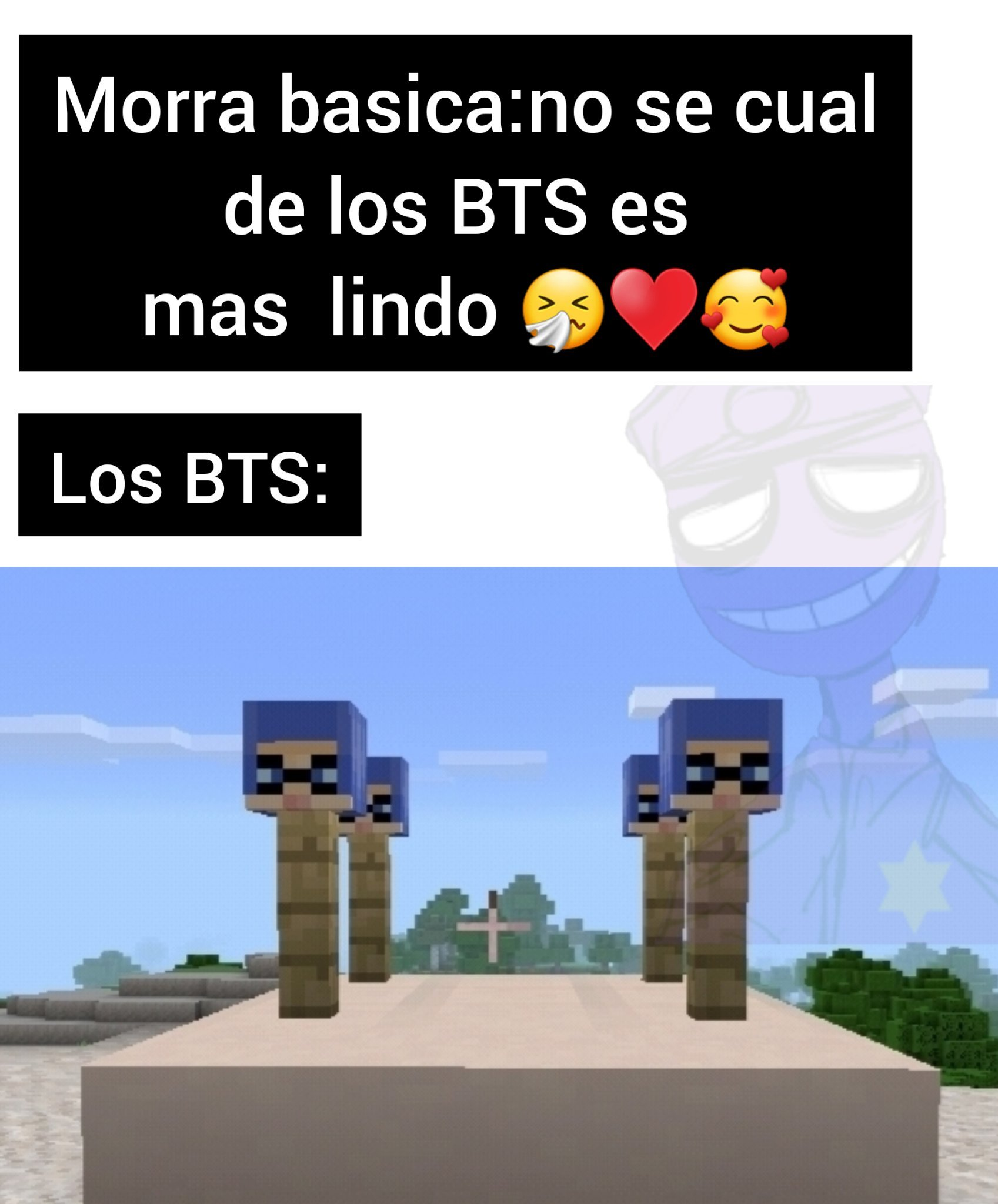 BTS gay :) - meme