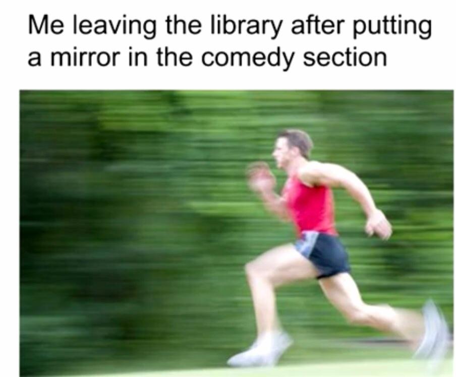 look at that mirror - meme