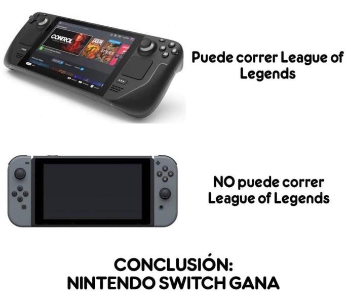 pero sale pokemon unite en switch - meme