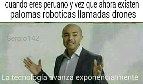Peruanos :v - meme