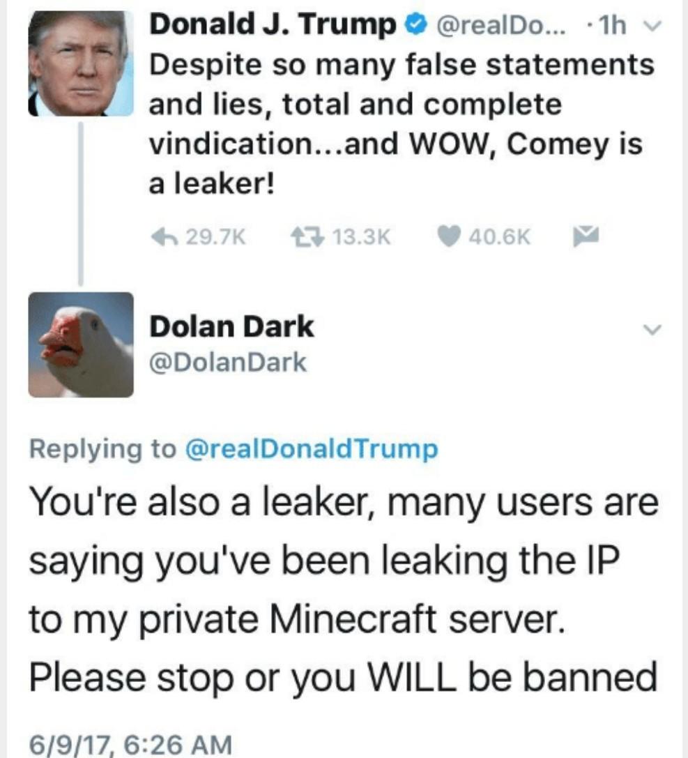 Pls sub to Dolan Dark - meme