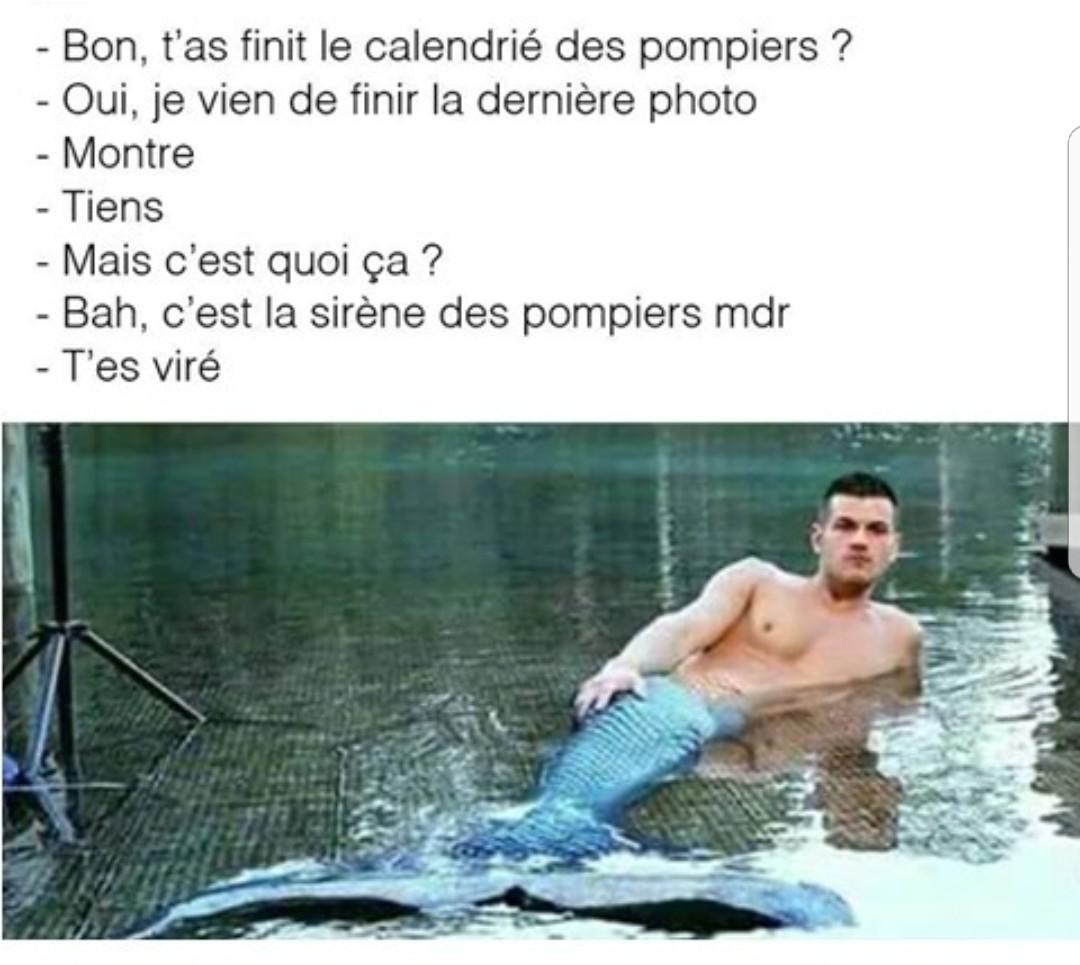 La sirène... - meme