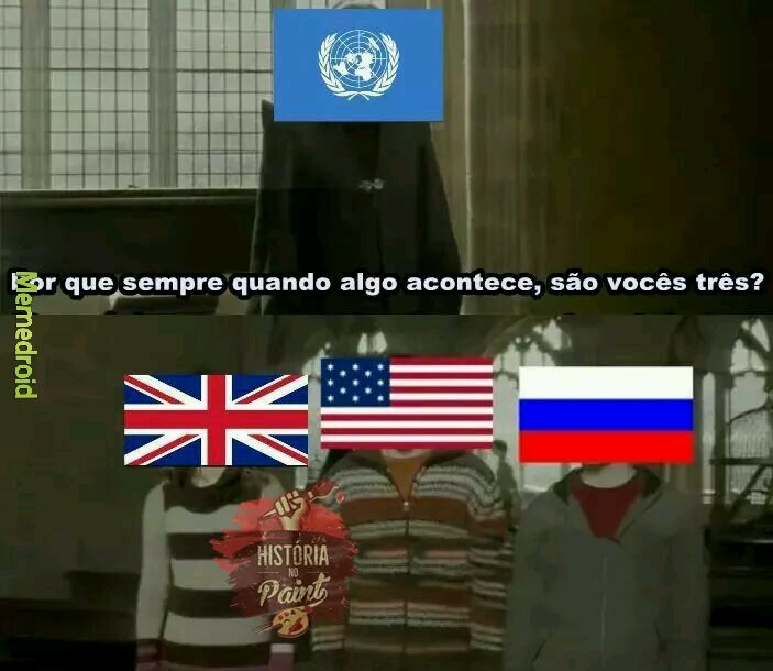 Baguncinha - meme