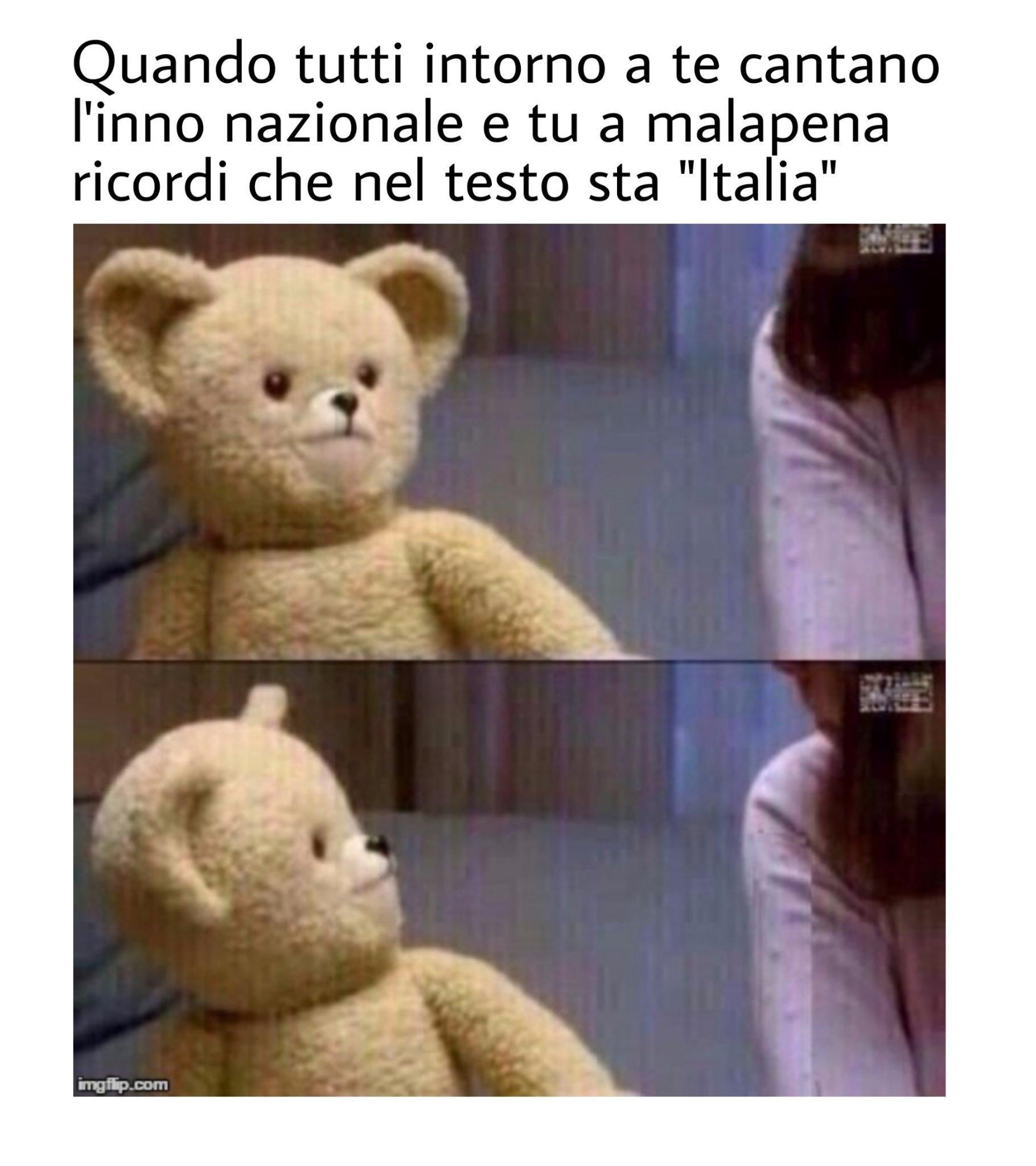 Fratelli d'Italia, l'Italia...e poi? - meme
