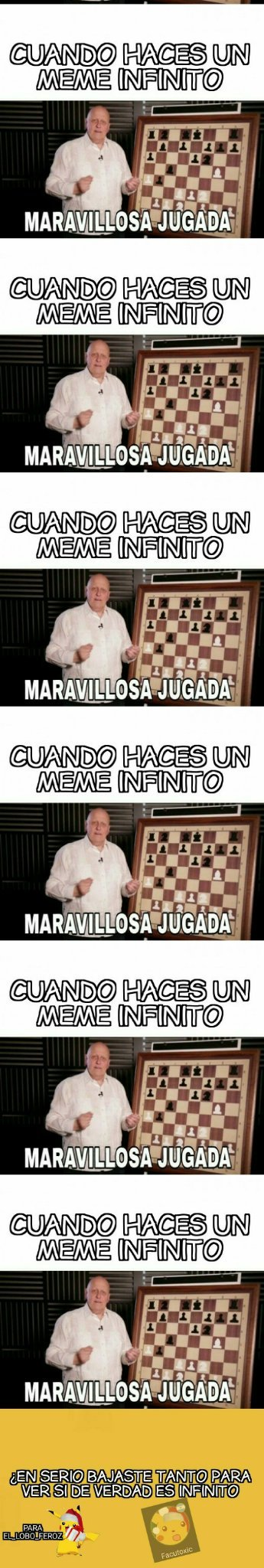 Meme infinito