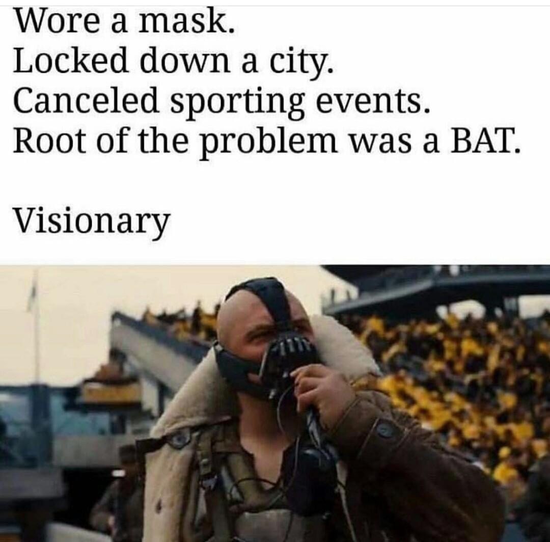 Visionary - meme