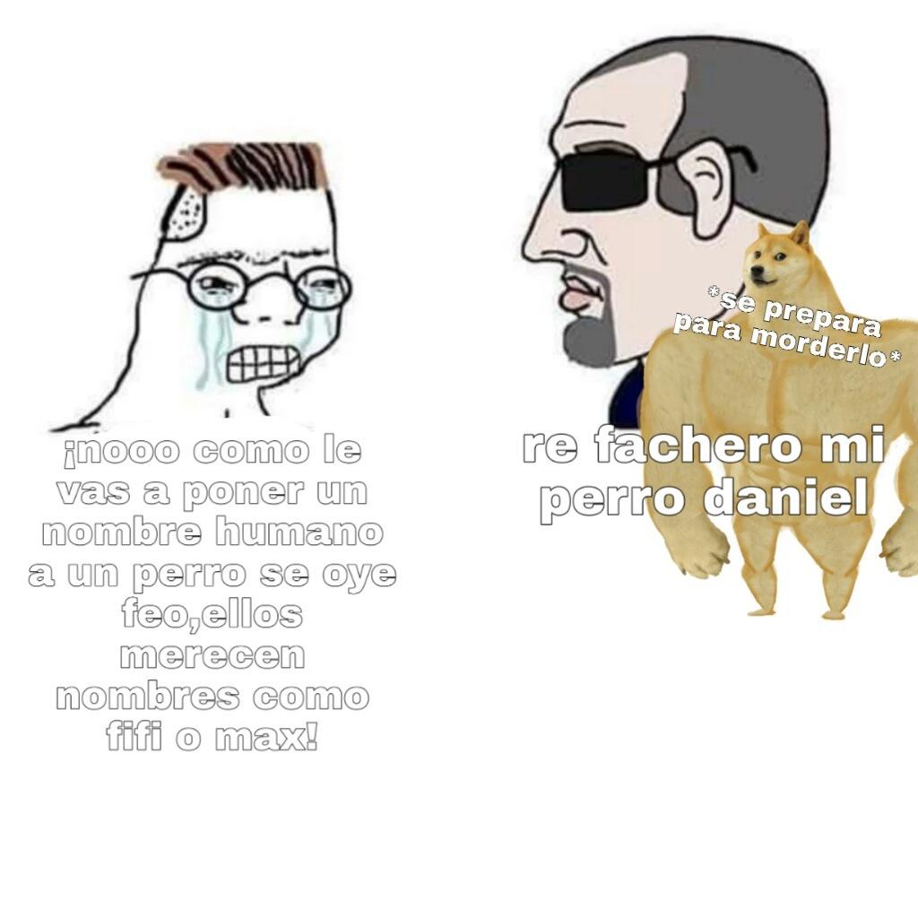 Facherisimo - meme