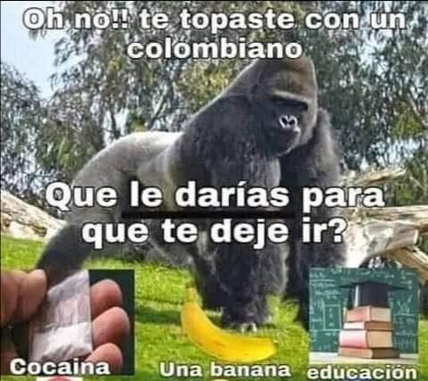 Claro que Banana - meme