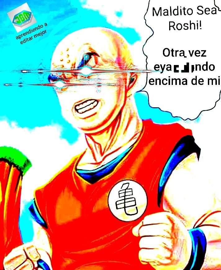 Ojos brillantes = comedy :mememan: