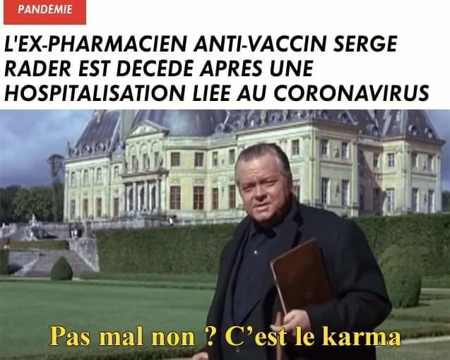 Le big pharma a frappé (haha) - meme