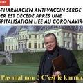 Le big pharma a frappé (haha)