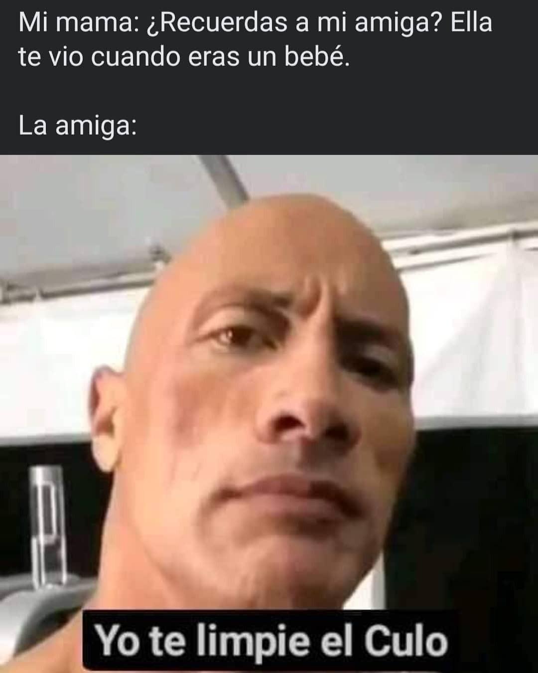 Limpio - meme