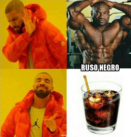 Ruso negro :'v - meme