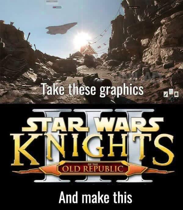 EA is too stupid to even comprehend this - meme