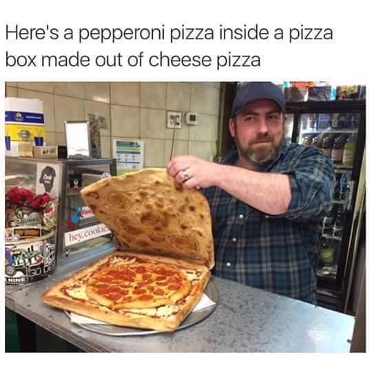 Pizzaaaaa..... - meme